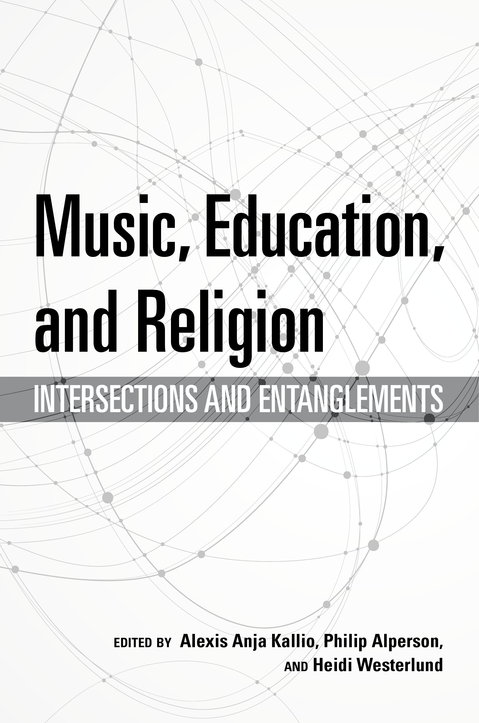 Music, Education and Religion. Cover