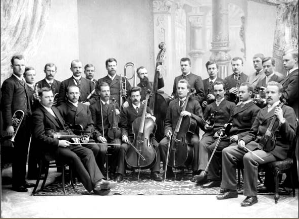 The Evolvement of the Musical Life in Tampere 1900-1940